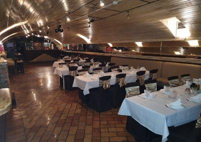 Klub - diskoteka restorana Fontana
