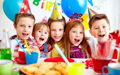 6 great reasons to celebrate a child's birthday in a playroom