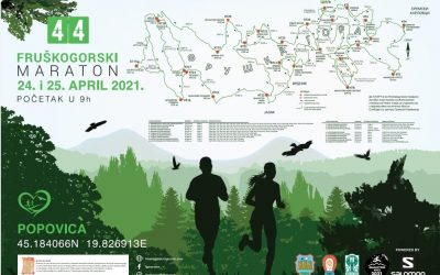 Fruškogorski maraton 2021. godine